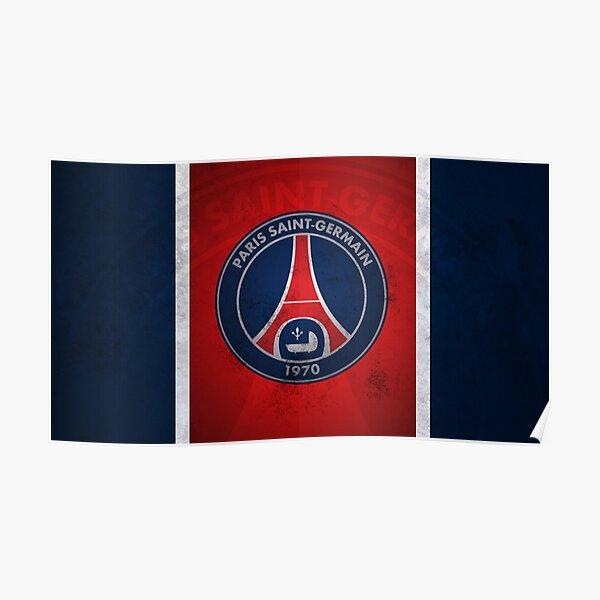 Paris Saint-Germain # 002 Poster