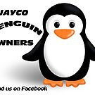 Jayco Penguin Owners by Bev Woodman