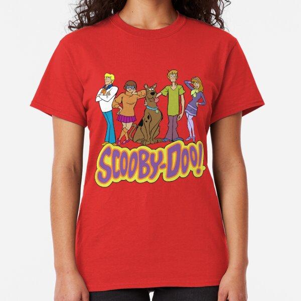 Scooby Doo Shirt, Sticker, Hoodie, Mask Classic T-Shirt
