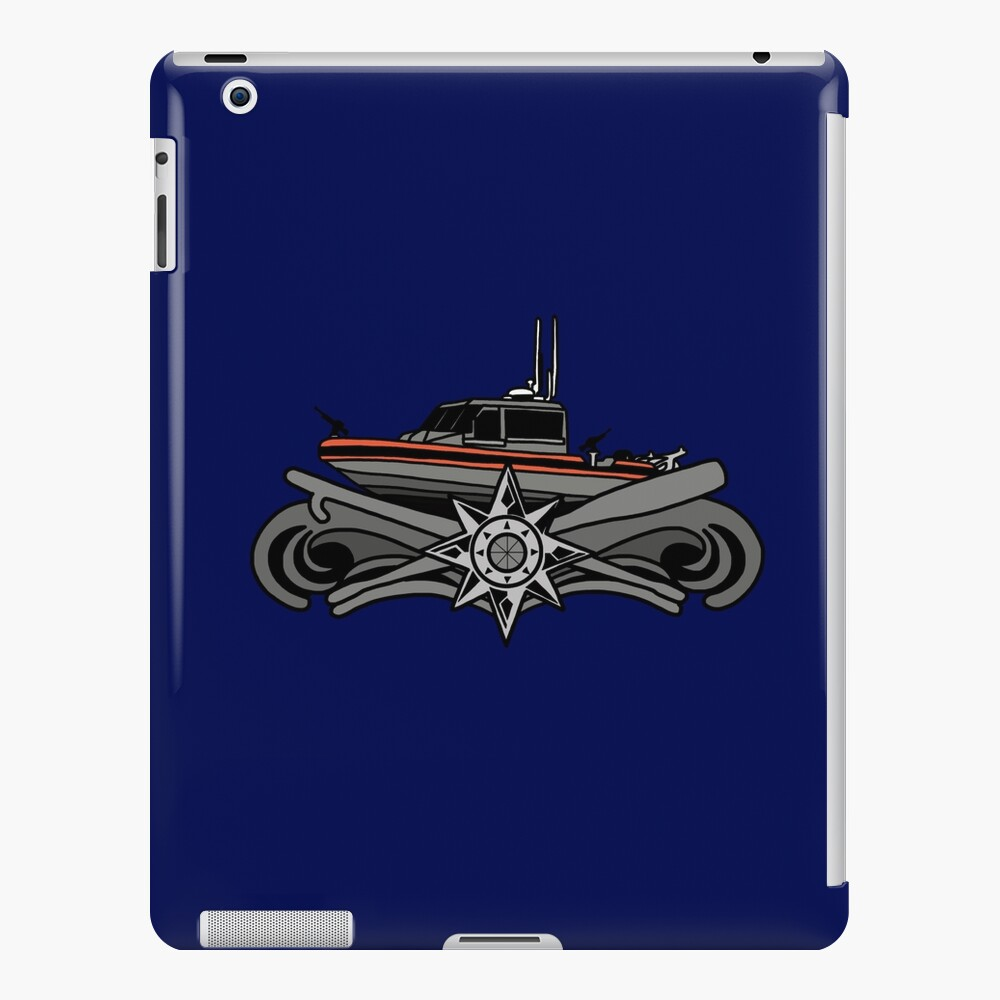 Boat Forces Insignia - 29 RB-S II iPad Case & Skin