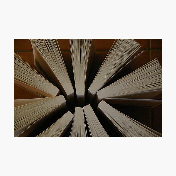 Here's A Novel Angle Photographic Print