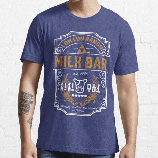 Lon Lon Ranch Milk Bar Essential T-Shirt
