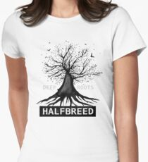 Deep Roots - an Aaron Paquette Women's Fitted T-Shirt
