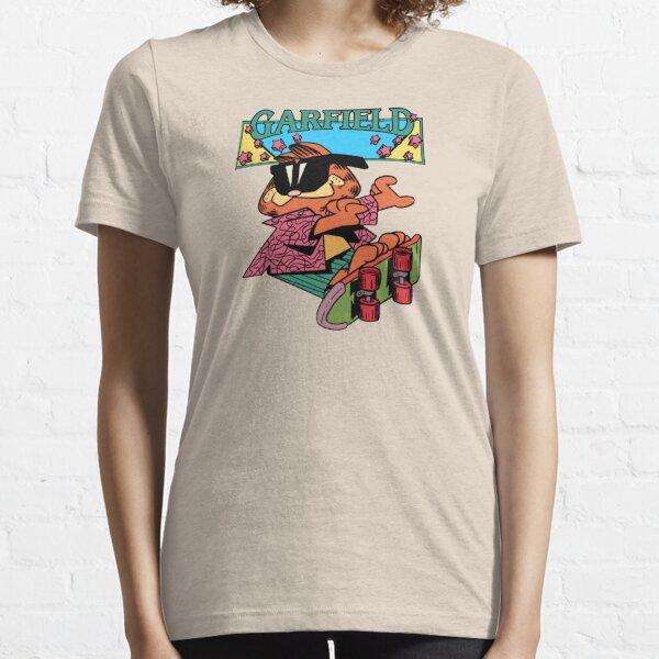 Skater Garfield Essential T-Shirt