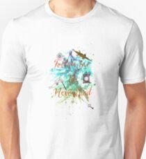 Follow me to Neverland Unisex T-Shirt