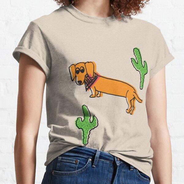 Desert Dog Classic T-Shirt