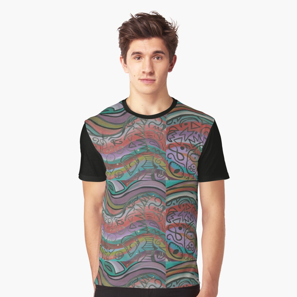 Song of Souls Graphic T-Shirt