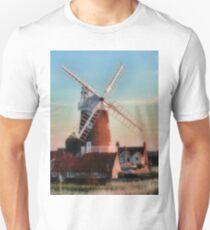 Cley windmill Norfolk Unisex T-Shirt