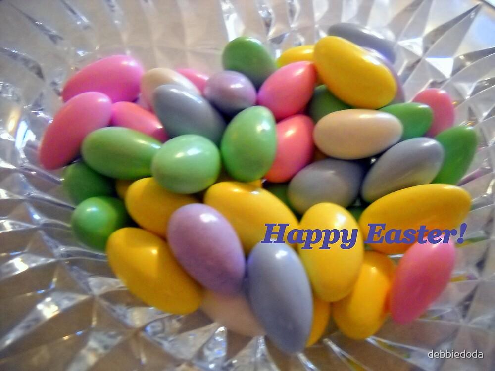 Happy Easter Card by debbiedoda