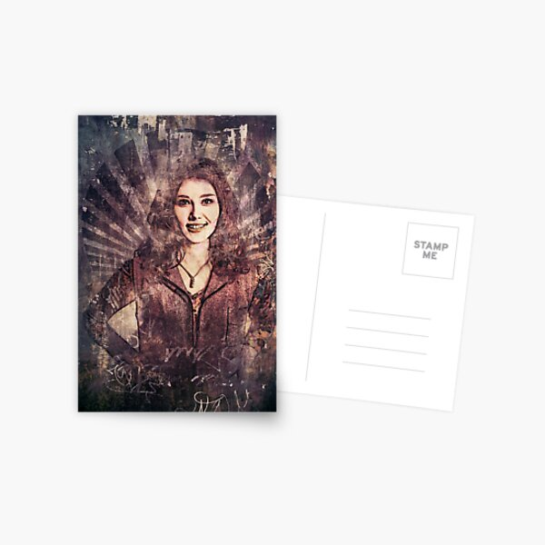 Kaylee Frye Postcard