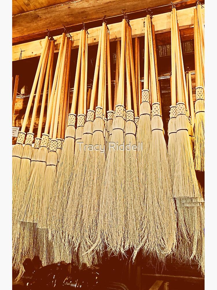 Cobwebber Corn Brooms by taos