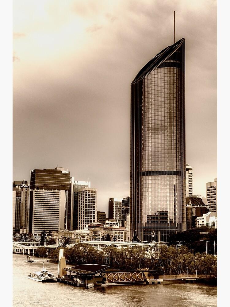 Brisbane city by fardad