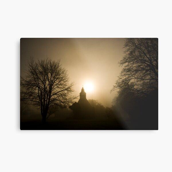 The Mists of Avalon Metal Print