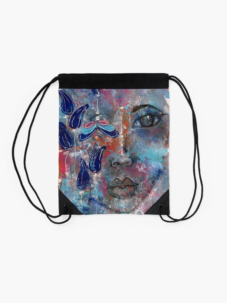 Alternate view of Come Thru 2 Drawstring Bag