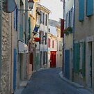 French Street by Christine  Wilson