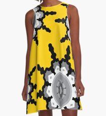 MANDALAS II A-Line Dress
