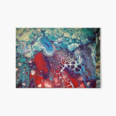 Cellular Art Board Print