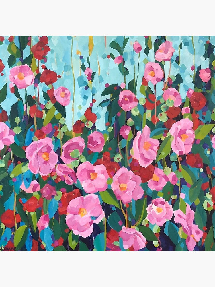 Camellias for Samantha by depicture