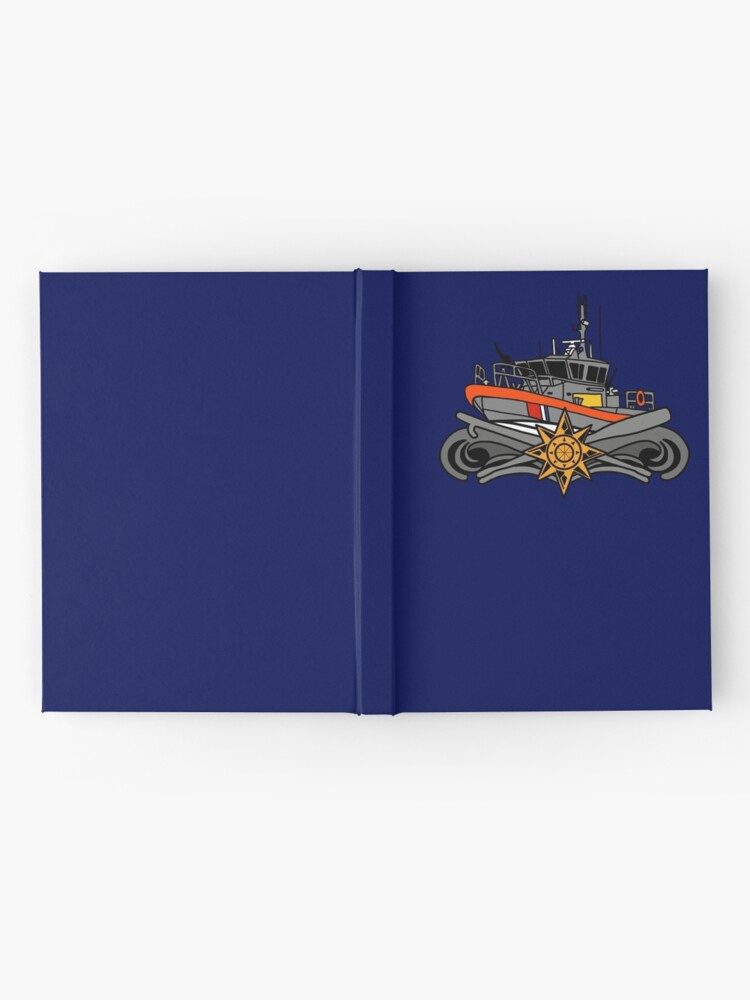 Alternate view of Advanced Boat Forces Insignia - 45 RB-M Hardcover Journal