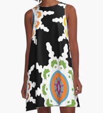 MANDALAS I A-Line Dress