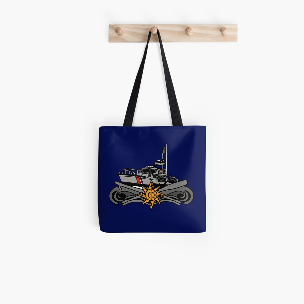 Advanced Boat Forces Insignia - 47 MLB Tote Bag