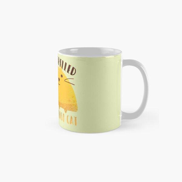 cute taco cat Classic Mug