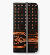 The Path (Orange) iPhone Wallet/Case/Skin