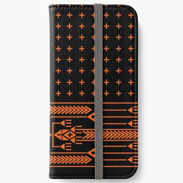 The Path (Orange) iPhone Wallet