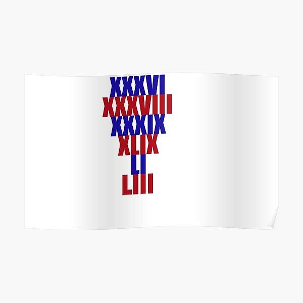 Titres Patriots Poster