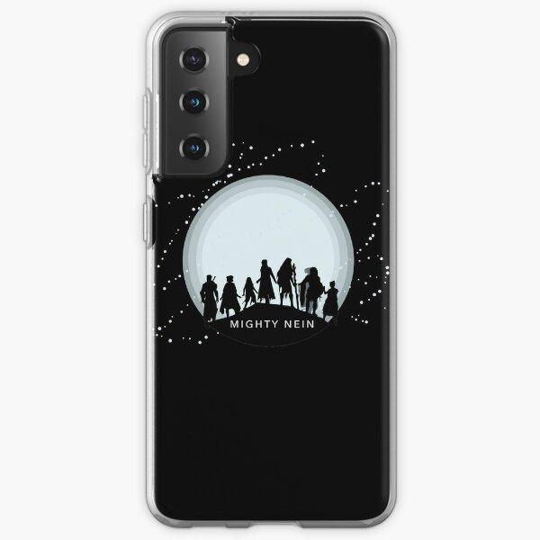 Mighty Nein Moonlight  Samsung Galaxy Soft Case