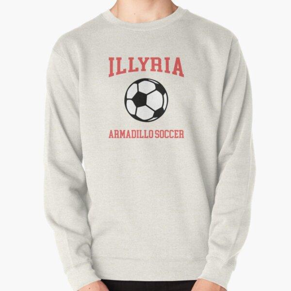 illyria soccer Pullover Sweatshirt