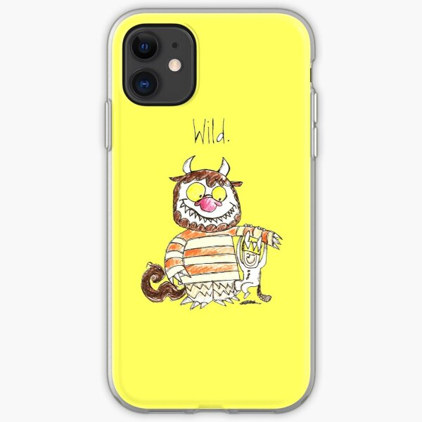 WILD iPhone Soft Case