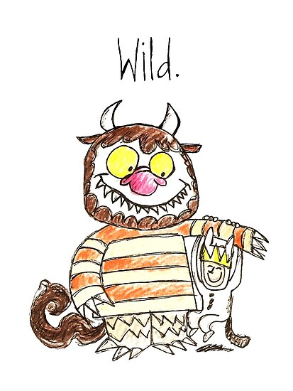 WILD by Gillian J.