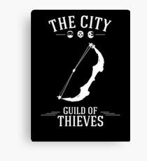 Thief - Guild of Thieves Canvas Print