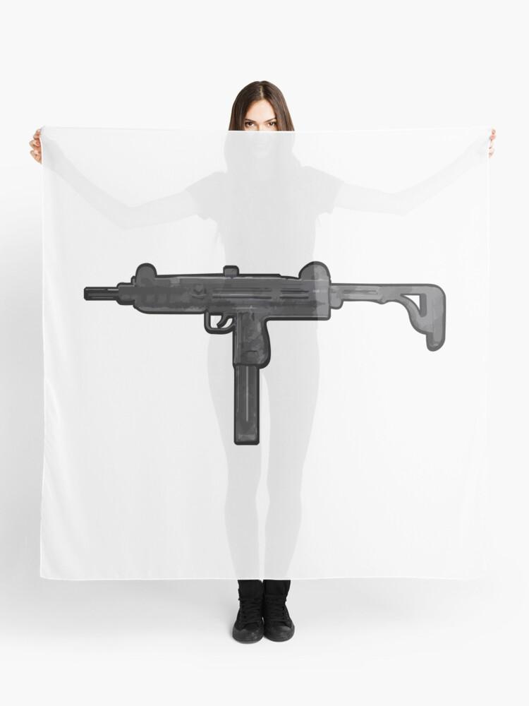 Lil Uzi submachine gun | Scarf