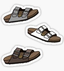 neutral birks pack Sticker
