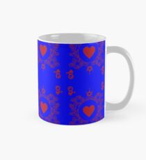 Queen of Hearts Valentines Day Matching Shirt Mug