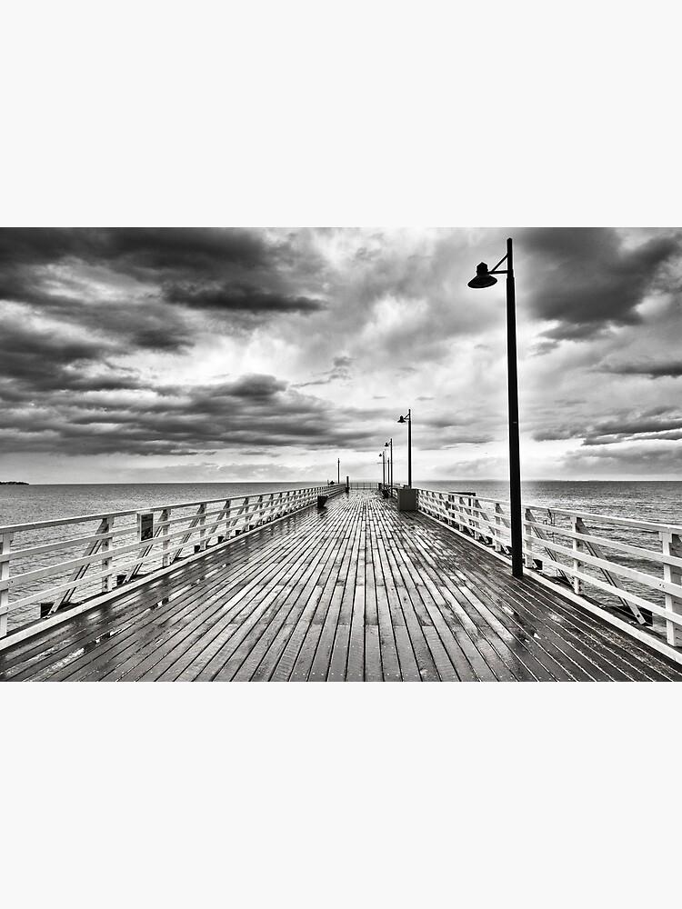 Shorncliffe pier by fardad