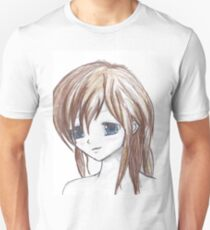 Coloured anime Unisex T-Shirt