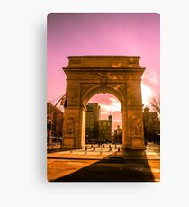 Washington Square Park Photo NYC Canvas Print