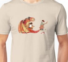 Dragon, tea & Saint George Unisex T-Shirt