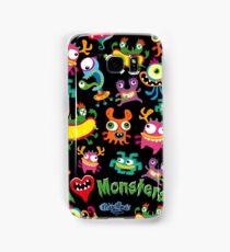 I LOVE MONSTERS Samsung Galaxy Case/Skin