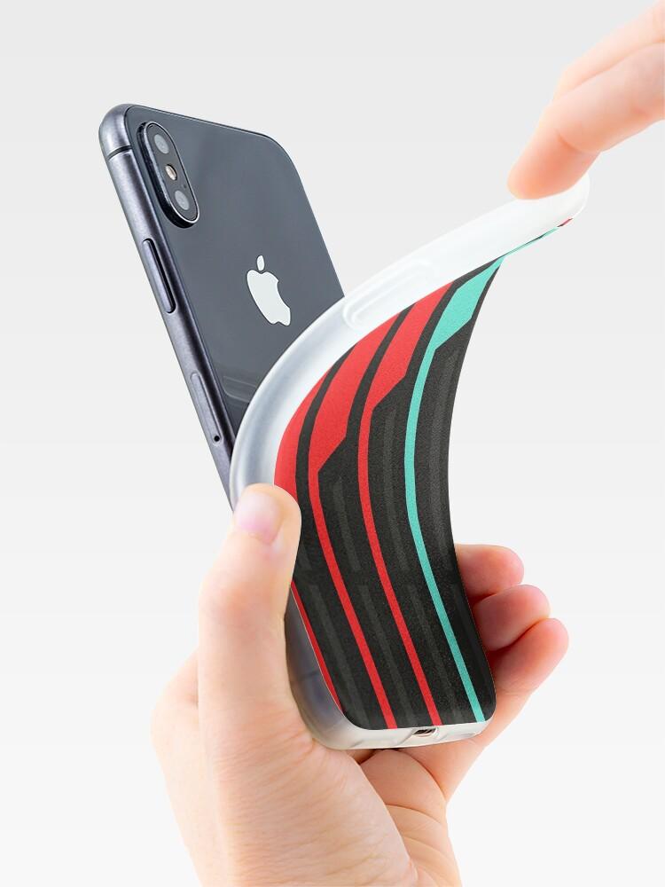 Alternative Ansicht von Allagischer Tomestone der Poetik iPhone-Hülle & Cover