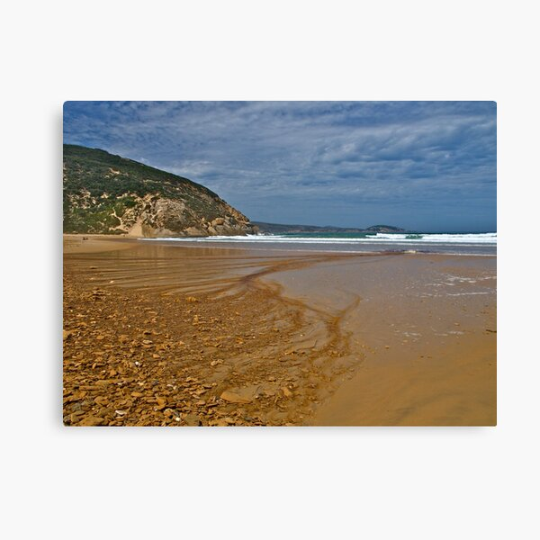 Approaching storm, Wilsons Promontory, Victoria Canvas Print