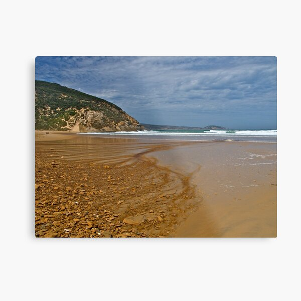 Approaching storm, Wilsons Promontory, Victoria Metal Print