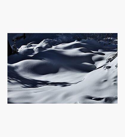 Soft Blanket Photographic Print