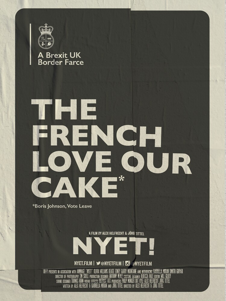 The French T-Shirt by nyetfilm