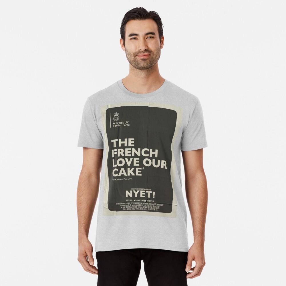 The French T-Shirt Premium T-Shirt