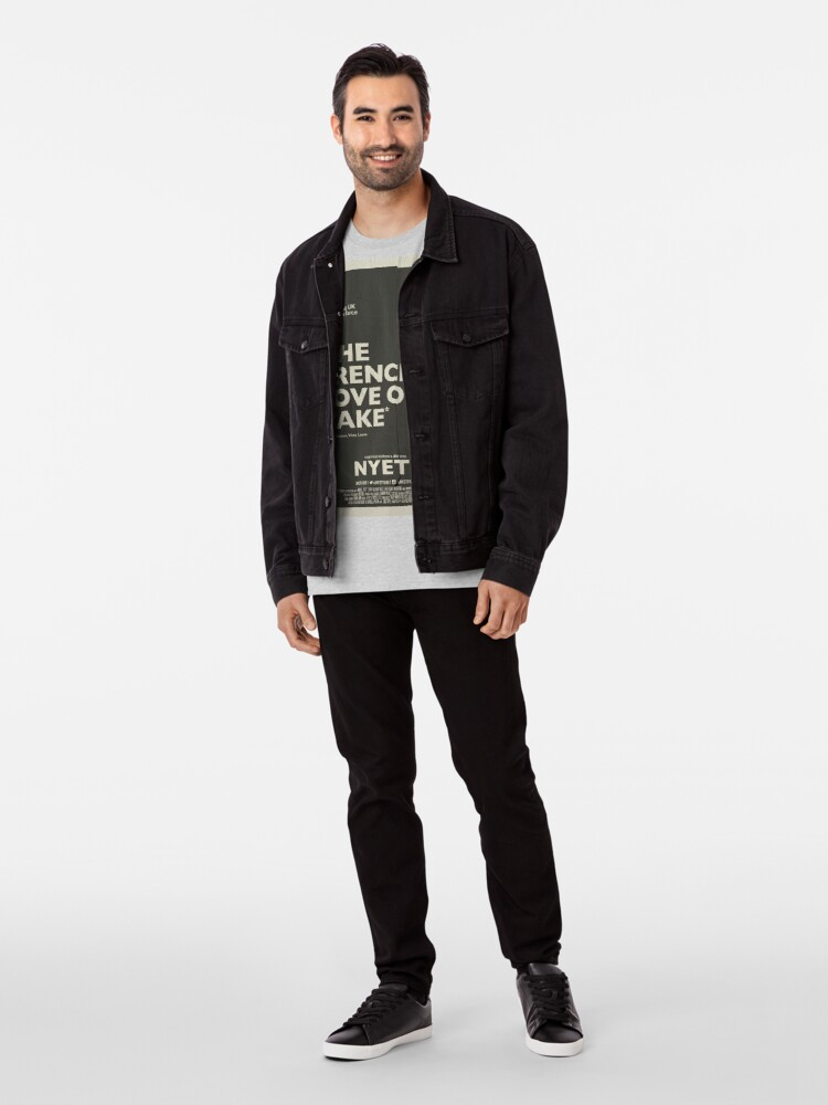 Alternate view of The French T-Shirt Premium T-Shirt