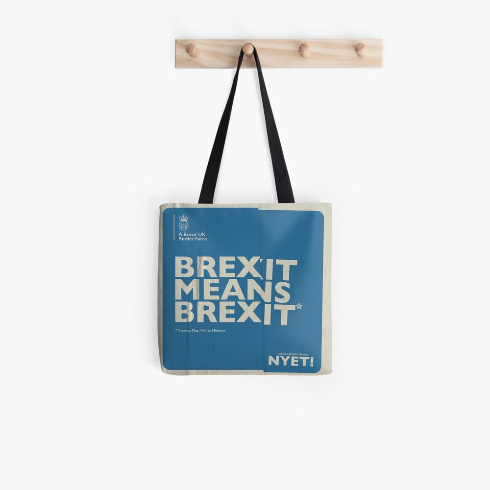 Brexit Tote Tote Bag